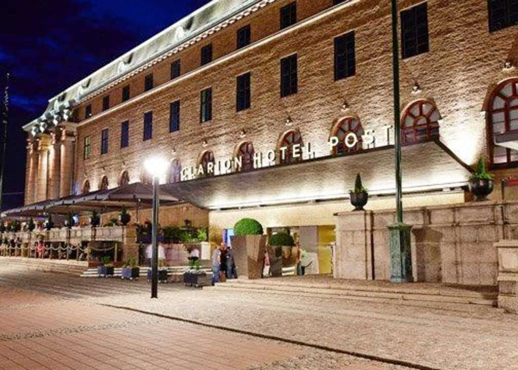 cazare la Clarion Hotel Post