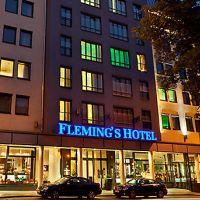 cazare la Flemings Wien Westbahnhof