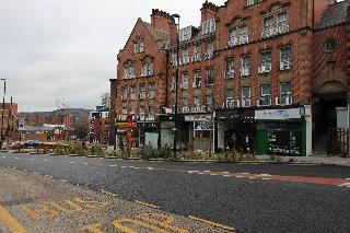 cazare la William's Apartments Sheffield City Centre