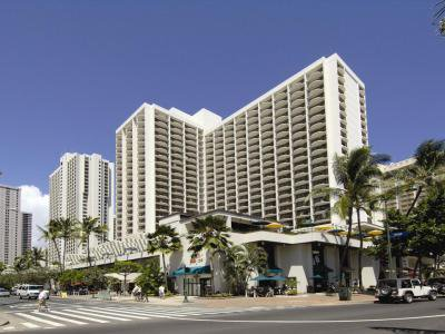 cazare la Waikiki Beach Marriott