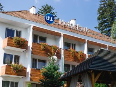 cazare la Best Western Hotel Park Sfantu Gheorghe