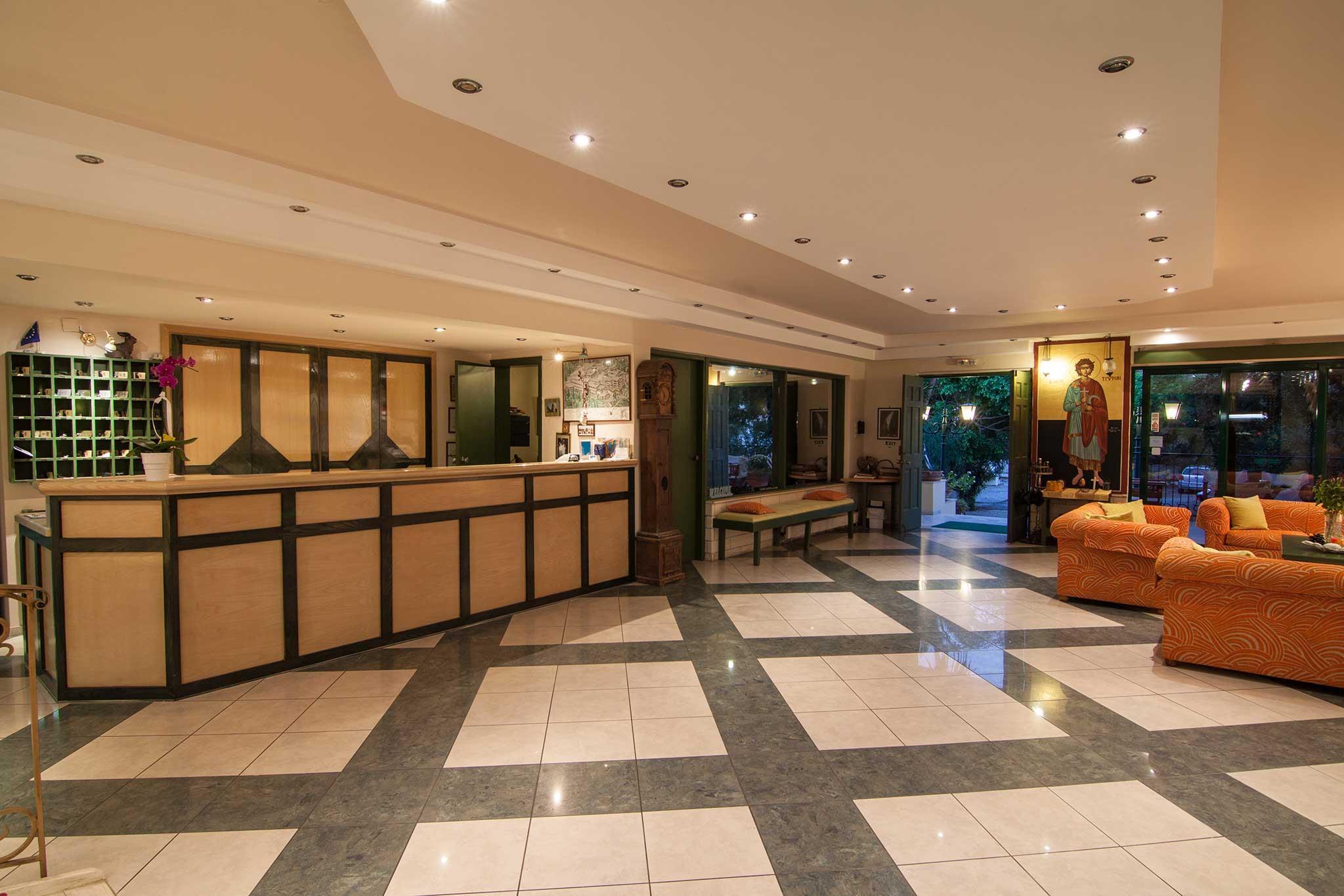 cazare la Trefon Hotel Apartments