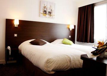cazare la Comfort Hotel D Angleterre Le Havre