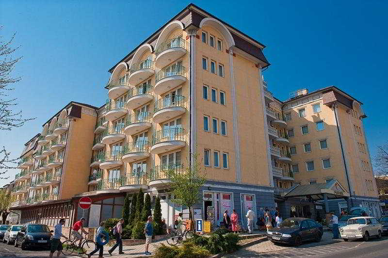 cazare la Palace Hotel Heviz