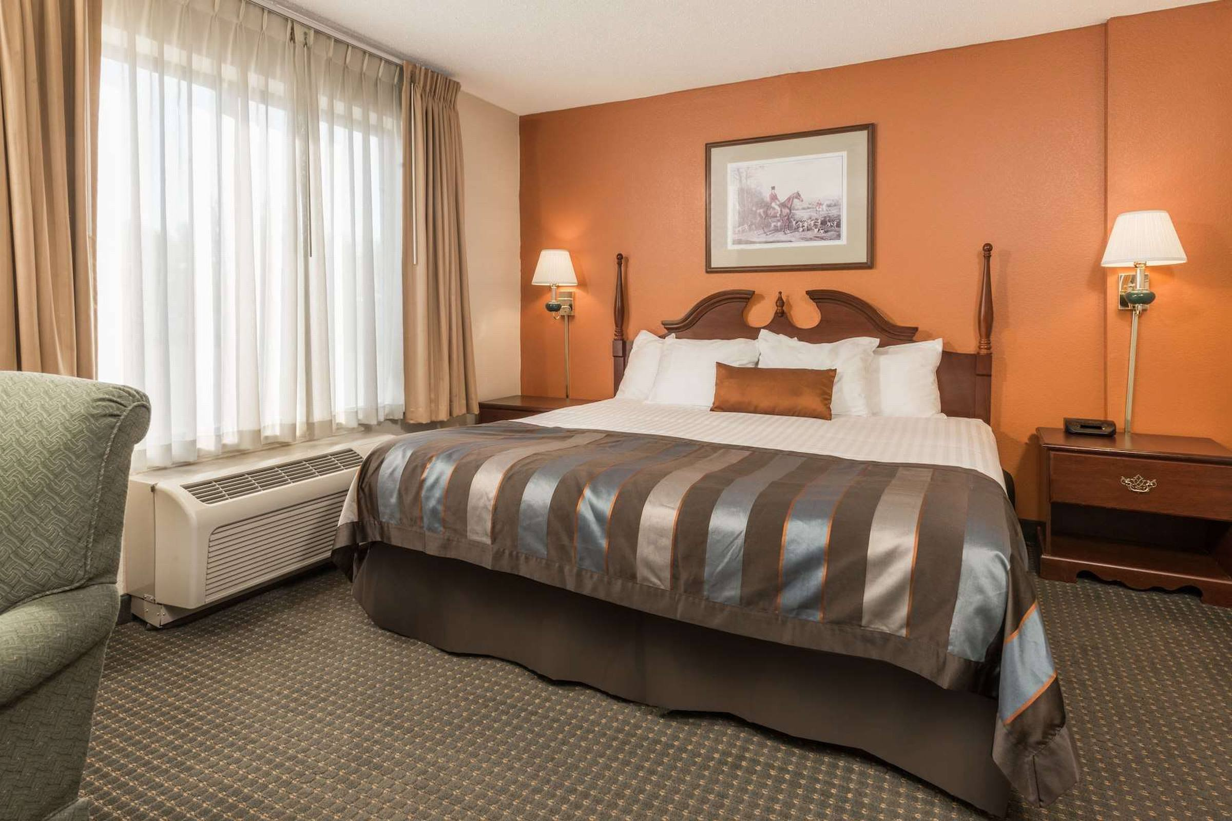 cazare la Wingate By Wyndham Indianapolis Airport-rockville