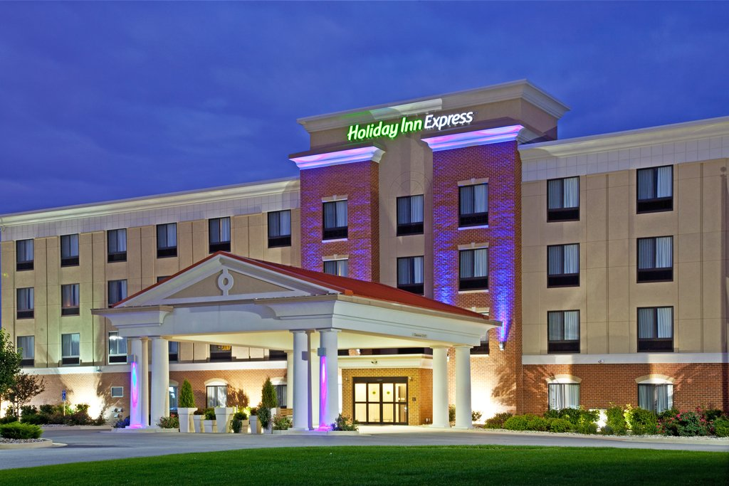 cazare la Holiday Inn Express Indianapolis South