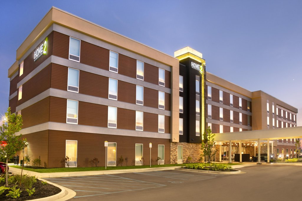 cazare la Home2 Suites By Hilton Indianapolis South Greenwood