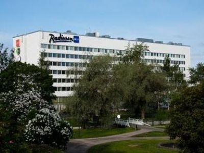 cazare la Radisson Blu Hotel Oulu