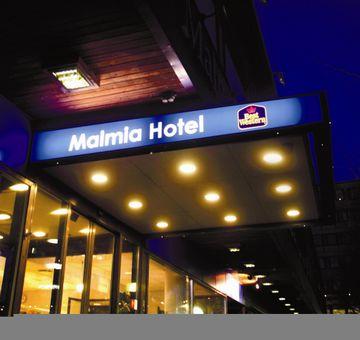 cazare la Best Western Malmia