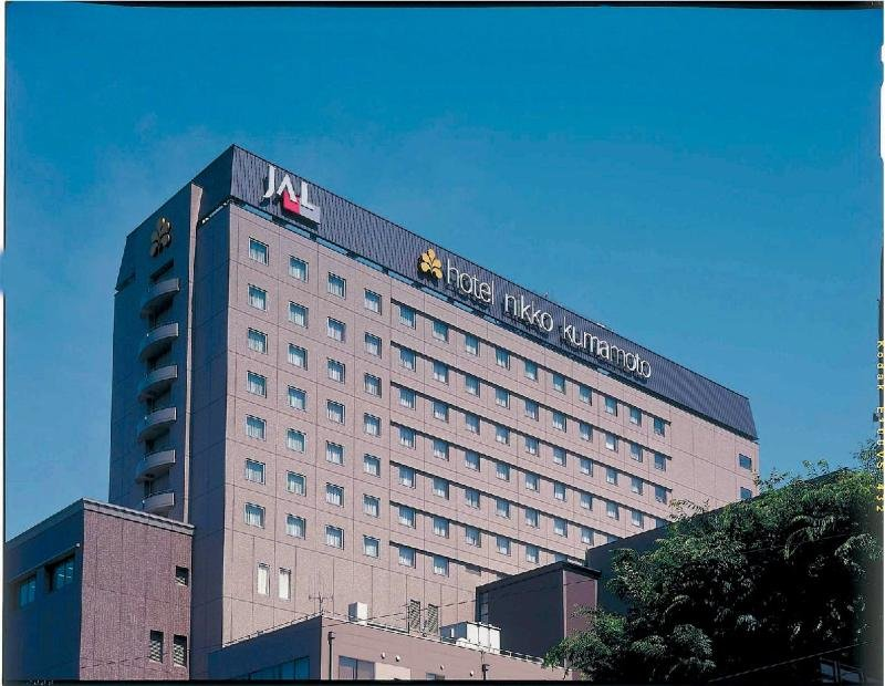 cazare la Hotel Nikko Kumamoto