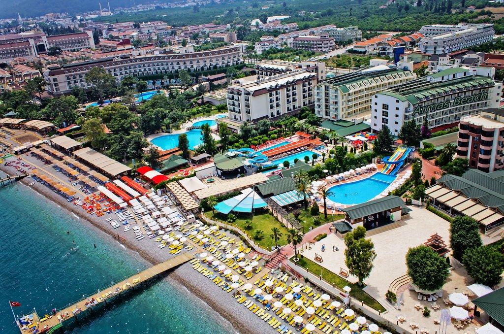 cazare la Armas Beach Hotel