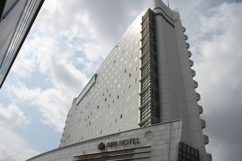 cazare la Apa Hotel Kanazawa Ekimae