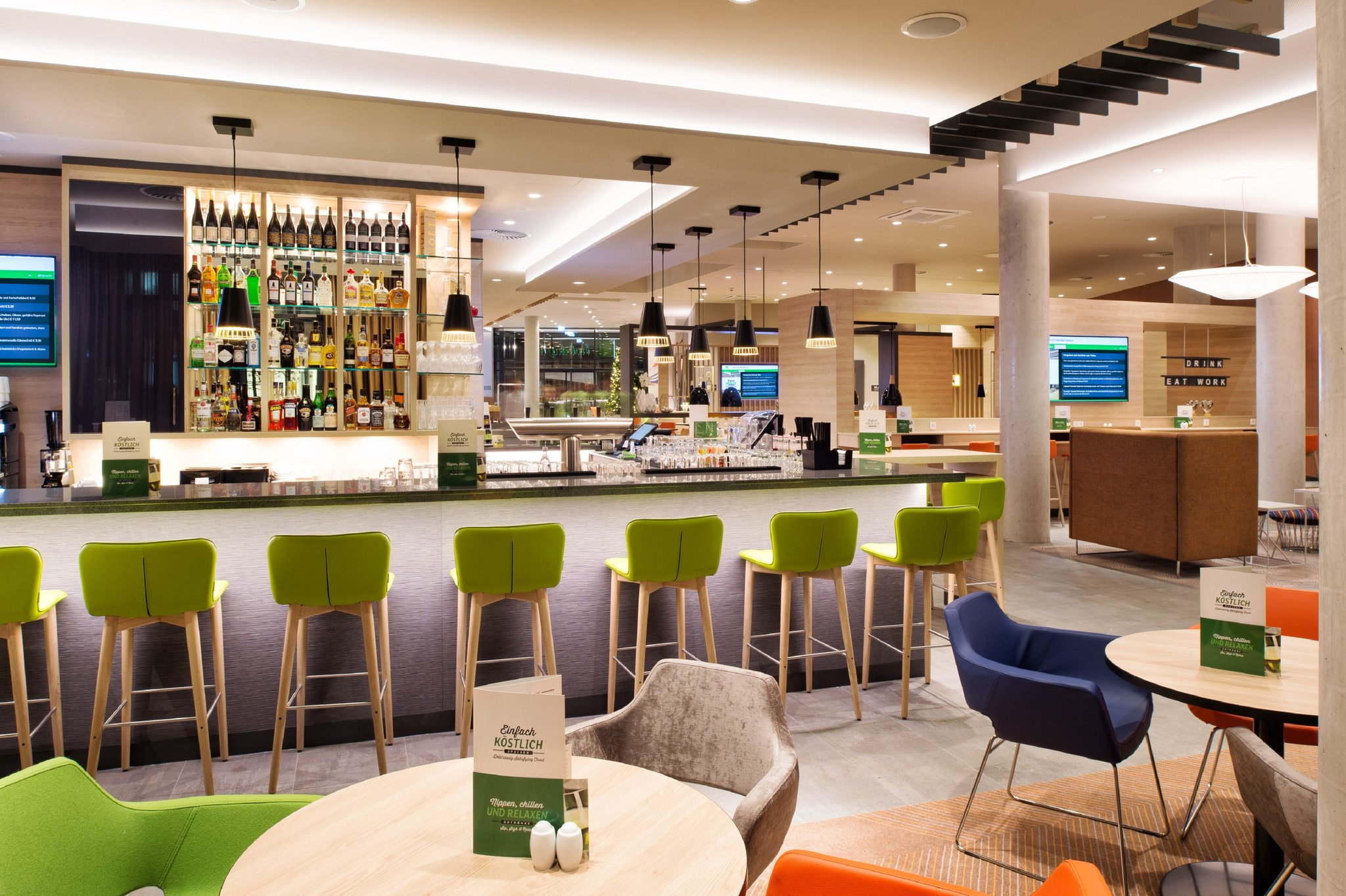 cazare la Holiday Inn Frankfurt Airport