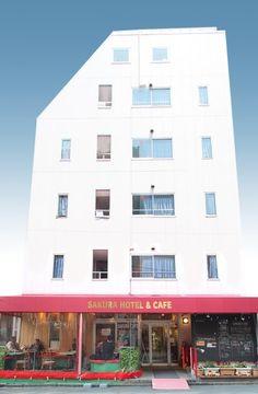 cazare la Sakura Hotel Jimbocho