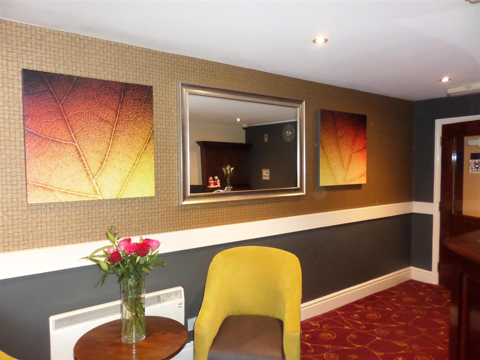 cazare la Best Western Milton Keynes Hotel