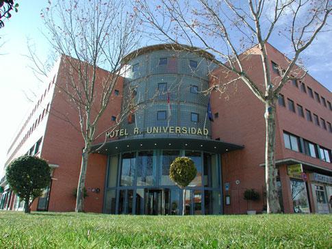 cazare la Universidad