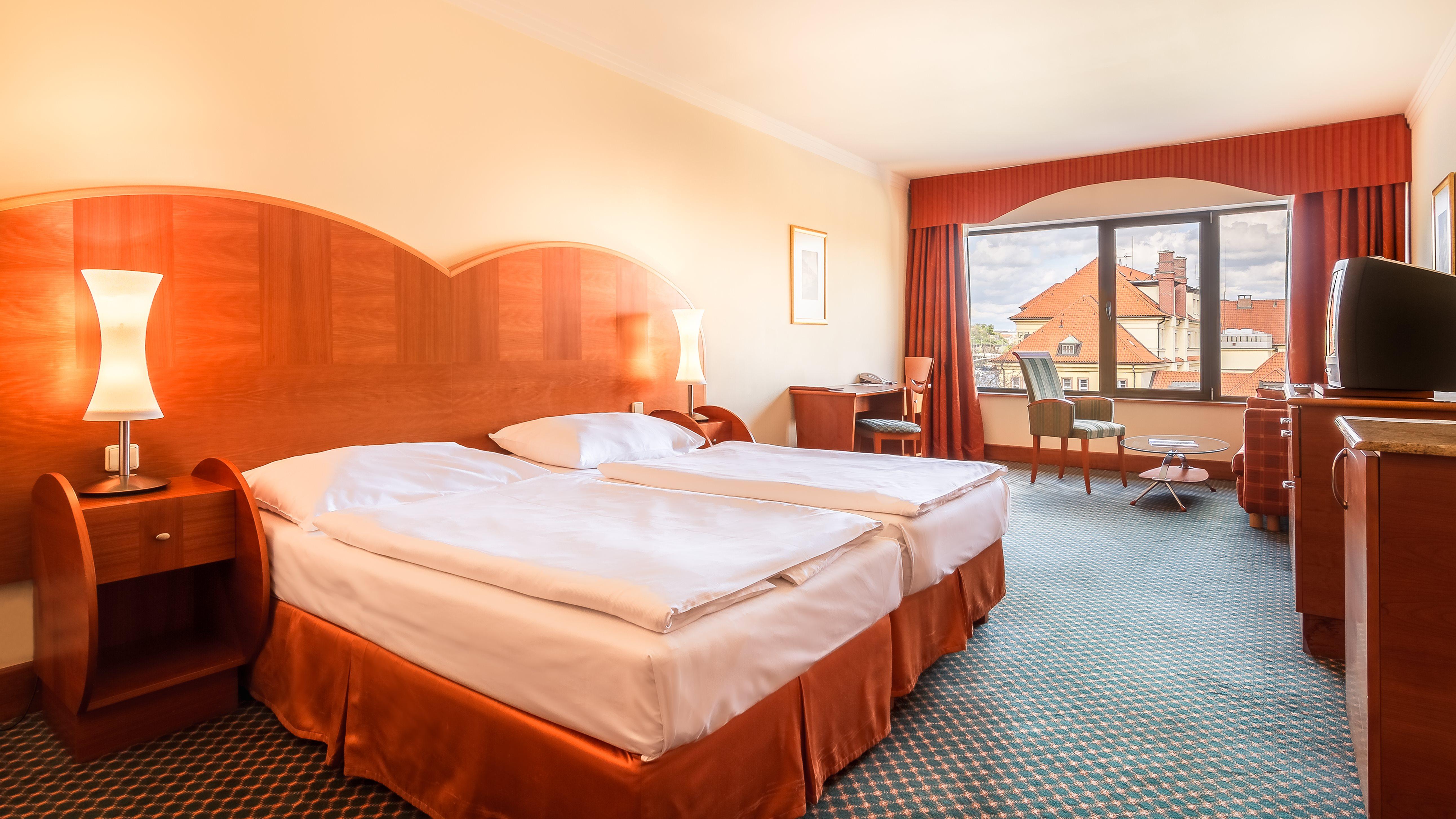 cazare la President Hotel Prague