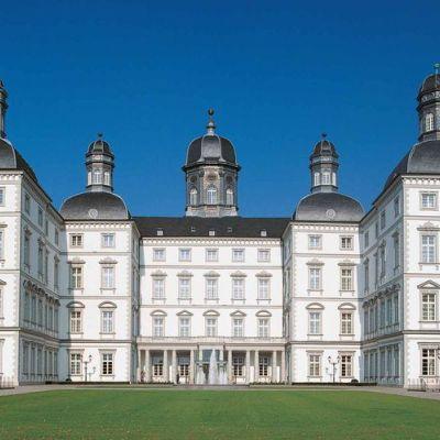 cazare la Althoff Grandhotel Schloss Bensberg (20km From Col