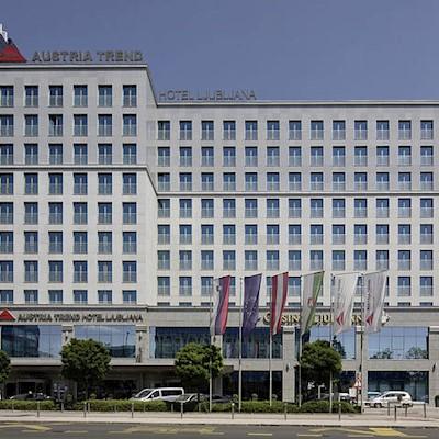 cazare la Austria Trend Hotel Ljubljana