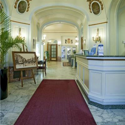 cazare la Grand Hotel Bellevue