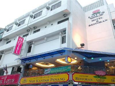 cazare la Lotus Family Hotel Medan Tuanku