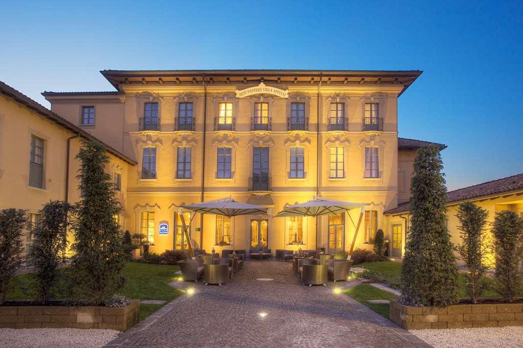 cazare la Best Western Villa Appiani