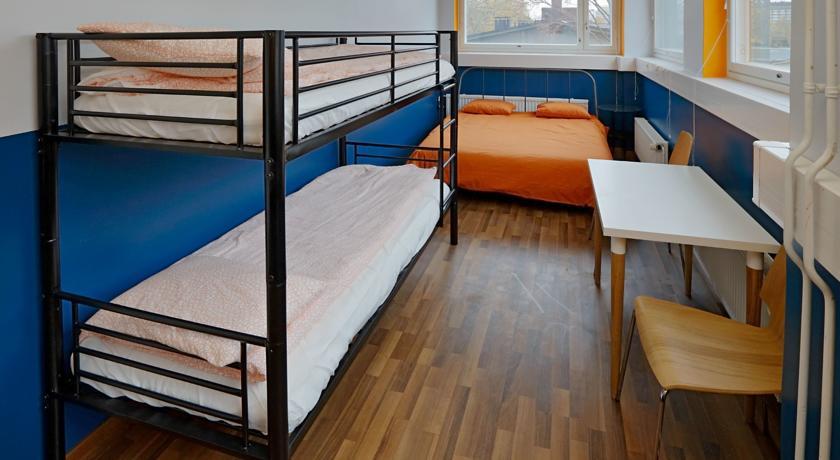 cazare la Cheapsleep Hostel