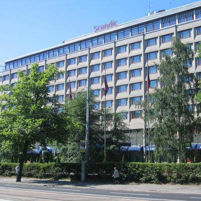 cazare la Scandic Park Helsinki (former Scandic Continental)