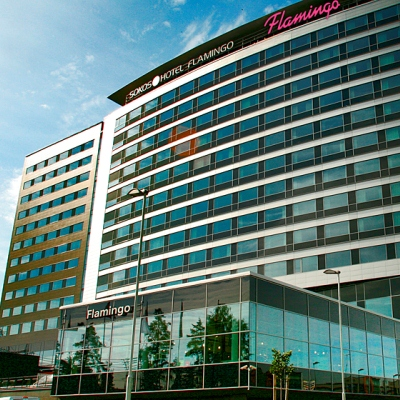 cazare la Break Sokos Hotel Flamingo
