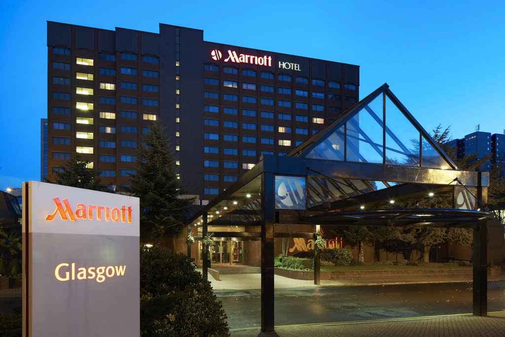 cazare la Glasgow Marriott Hotel