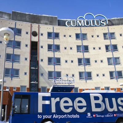 cazare la Cumulus Airport