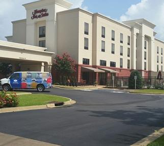 cazare la Hampton Inn & Suites Alexandria