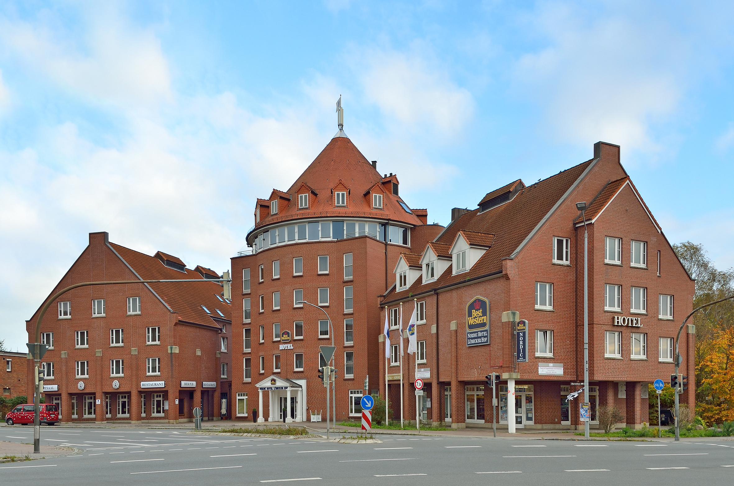 cazare la Best Western  Hotel Lubecker Hof