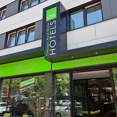cazare la Novum Style Hotel Hamburg Centrum