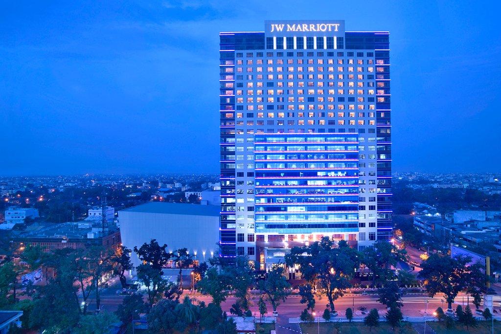 cazare la Jw Marriott Hotel Medan