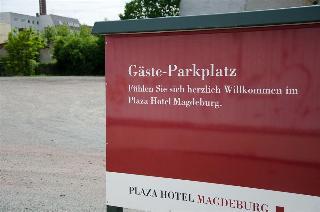 cazare la Plaza Hotel Magdeburg
