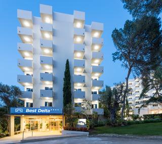 cazare la Hotel Best Delta