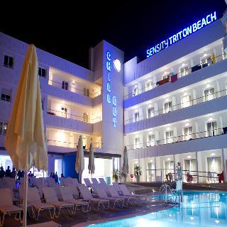 cazare la Chillout Hotel Triton Beach