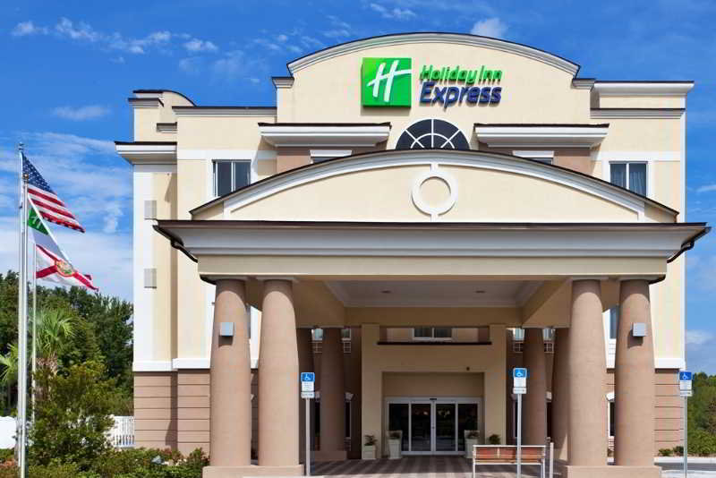 cazare la Holiday Inn Express Crystal River
