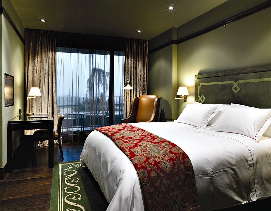 cazare la Castillo Gorraiz Hotel Golf