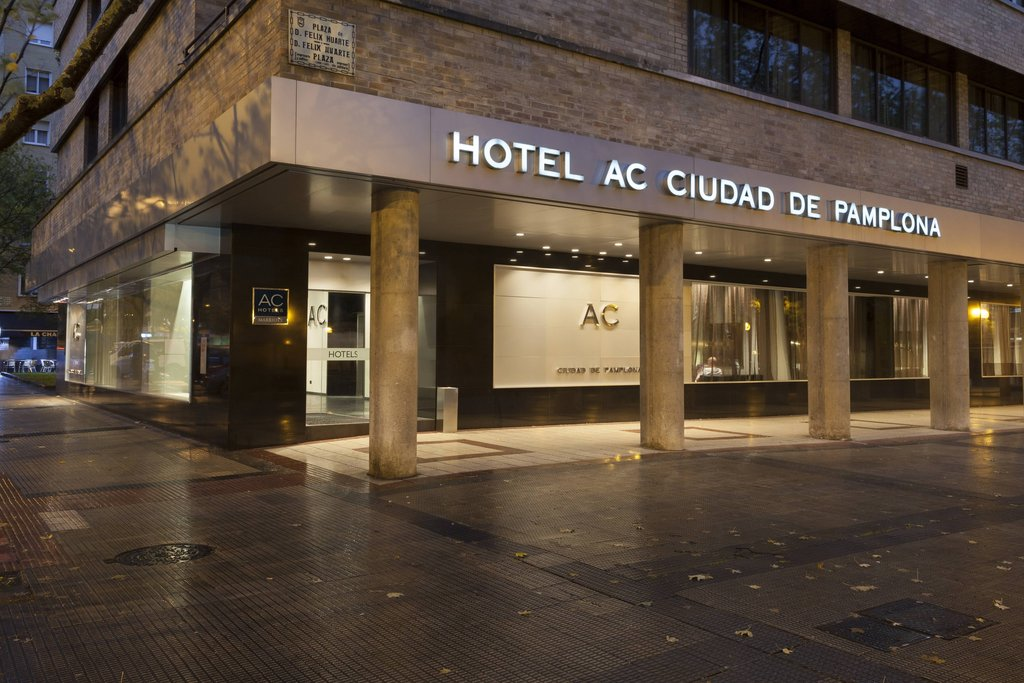 cazare la Ac Ciudad De Pamplona