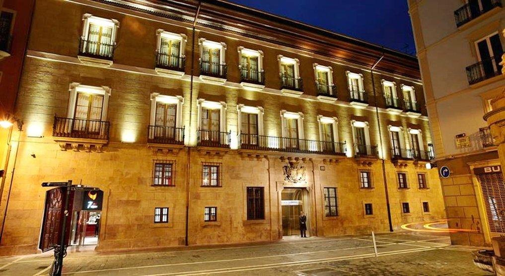 cazare la Palacio Guendulain