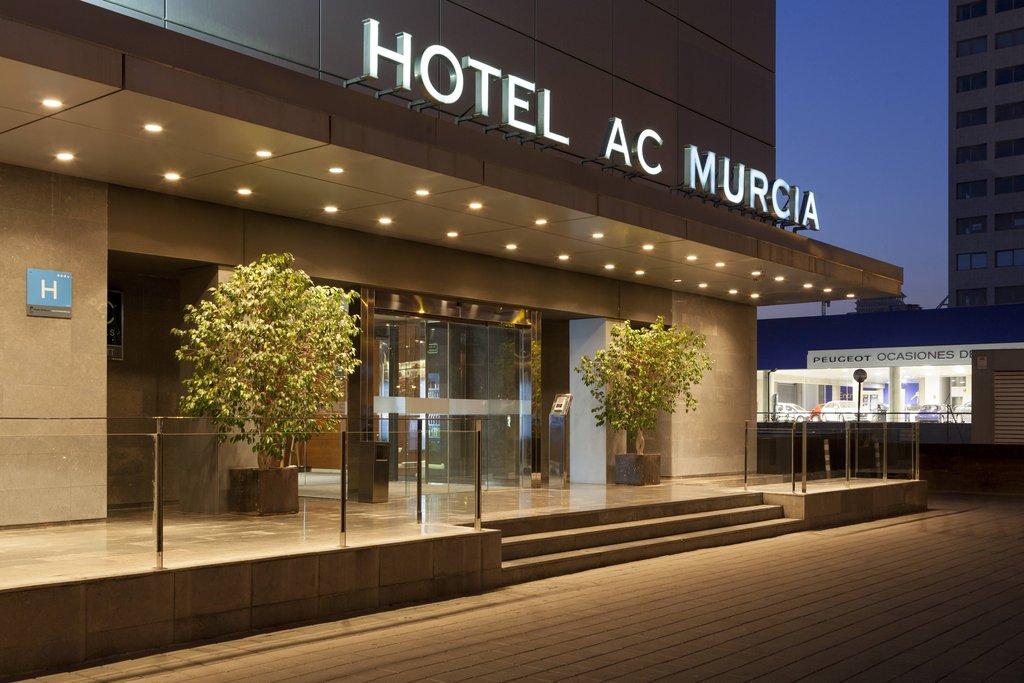cazare la Ac Murcia