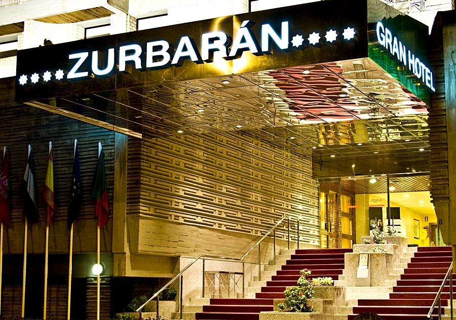 cazare la Gran Hotel Zurbaran