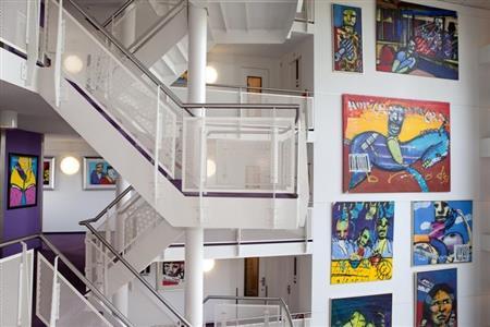 cazare la Westcord Art Hotel Amsterdam4