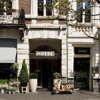 cazare la Designhotel Maastricht - Hampshire Eden