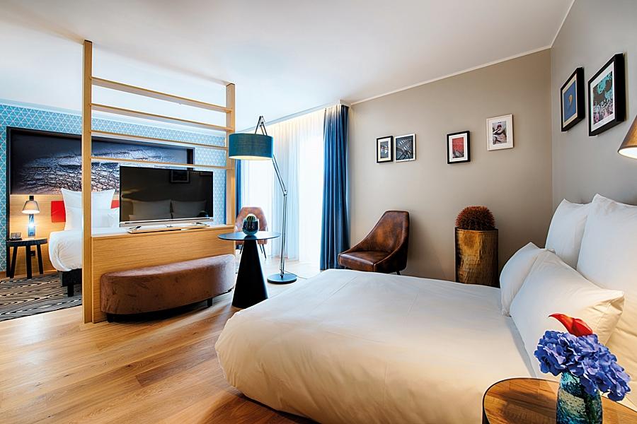 cazare la Nyx Hotel Munich By Leonardo Hotels