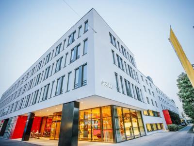cazare la Holiday Inn Munich Westpark