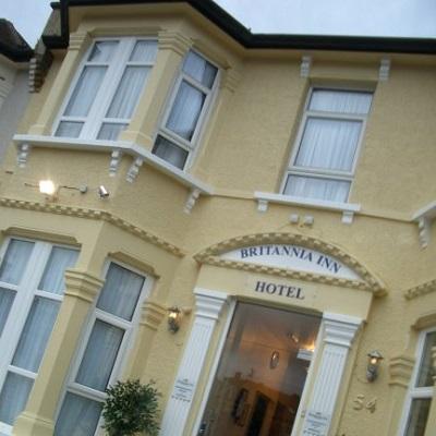 cazare la Britannia Inn Hotel (early Bird Special/ Non-refun