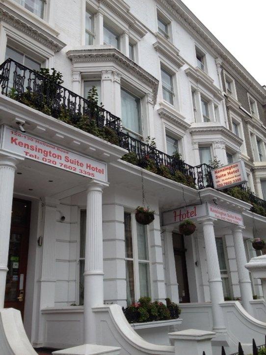 cazare la Kensington Suite